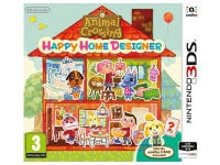 Animal Crossing: Happy Home Designer - 3DS/2DS Game