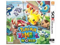 Pokemon Rumble World - 3DS/2DS Game
