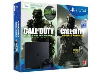 Sony PlayStation 4 - 1TB Slim D Chassis & Call of Duty: Infinite Warfare Legacy Edition