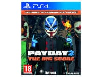 Payday 2 The Big Score - PS4 Game