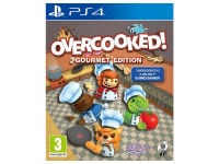 Overcooked: Gourmet Edition - PS4 Game