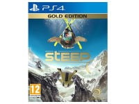 Steep Gold Edition - PS4 Game