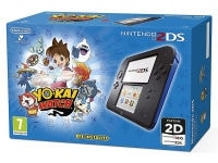 Nintendo 2DS Μαύρο/Μπλε & Yo-Kai Watch