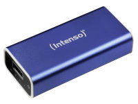 Powerbank Intenso Alu 5200 mAh 1A Μπλε