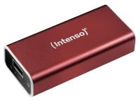 Powerbank Intenso Alu 5200 mAh 1A Κόκκινο
