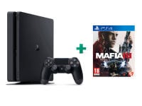 Sony PlayStation 4 - 1TB Slim D Chassis & Mafia III