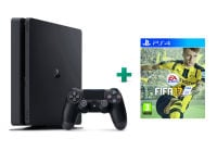 Sony PlayStation 4 - 1TB Slim D Chassis & FIFA 17