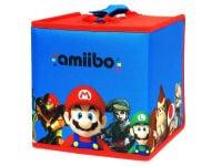 Hori Amiibo Travel Case - Τσάντα Μεταφοράς Amiibo (8 φιγούρες)