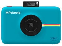 Camera Polaroid Instant Snap Touch Μπλε