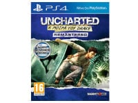 Uncharted: Η Μοίρα του Drake Remastered - PS4 Game