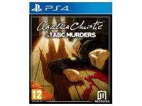Agatha Christie The ABC Murders - PS4 Game
