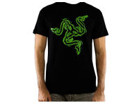 T-Shirt Razer Rattle - L