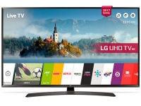"""Τηλεόραση LG 49"""" Smart LED Ultra HD 49UJ634V"""