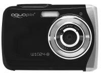 Αδιάβροχη Camera Aquapix W1024-B - Μαύρο