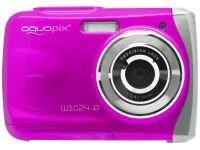 Αδιάβροχη Camera Aquapix W1024-P - Ροζ