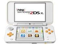 New Nintendo 2DS XL - Λευκό/Πορτοκαλί