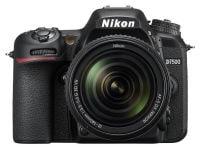 DSLR Nikon D7500 & φακός 18-140mm - Μαύρο