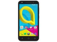 Alcatel U5 8GB Μαύρο/Γκρι Dual Sim Smartphone