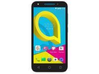Alcatel U5 8GB Μαύρο/Μπλε Dual Sim Smartphone