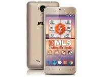 MLS F5 16GB Χρυσό Dual Sim Smartphone
