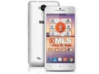 MLS F5 16GB Λευκό Dual Sim Smartphone