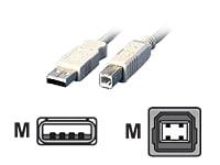 Καλώδιο USB Exxter - 4.5m
