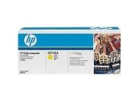 HP Toner αναλώσιμο - CE742A Κίτρινο