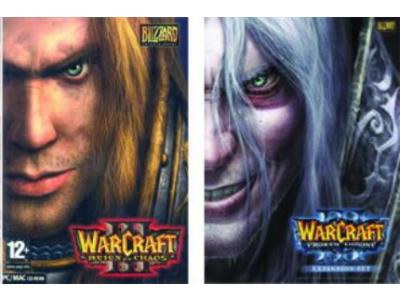 Best Seller Warcraft 3 & Expansion Frozen Throne - PC Game gaming   παιχνίδια ανά κονσόλα   pc