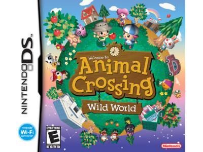 Animal Crossing : Wild World DS