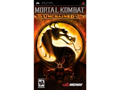 Mortal Kombat Unchained - PSP Game