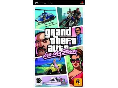 Grand Theft Auto Vice City Stories - PSP Game gaming   παιχνίδια ανά κονσόλα   psp