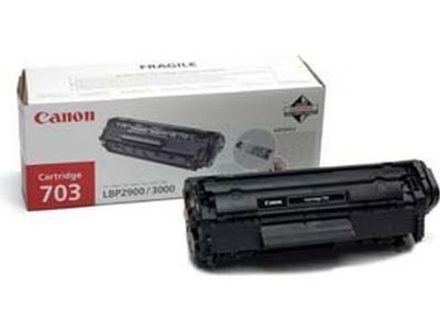 Τόνερ Μαύρο Canon 703 Black (CL703)