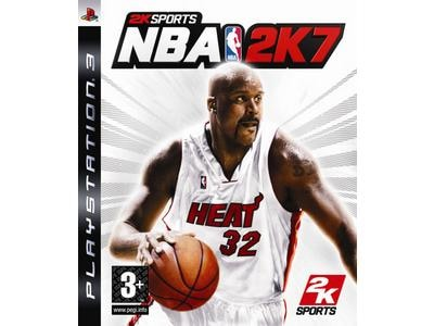 PS3 Used Game: NBA 2K7 gaming   used games   ps3 used