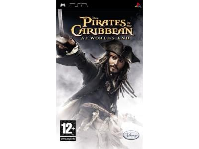 Pirates of the Carribean 3:At World's End - PSP Game
