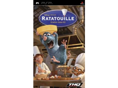 Ratatouille - PSP Game