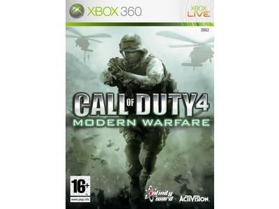 Call of Duty 4 - Modern Warfare - Xbox 360 Game