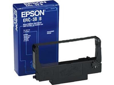 Epson Ribbon αναλώσιμο - ERC-38B Μαύρο
