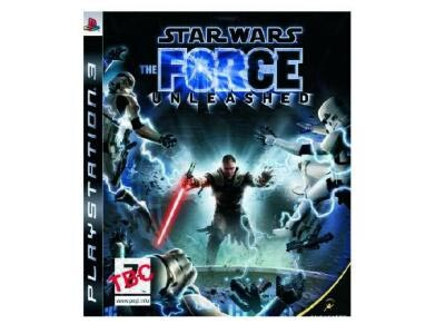PS3 Used Game: Star Wars The Force Unleashed gaming   used games   ps3 used