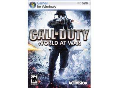 Call of Duty World at War - PC Game gaming   παιχνίδια ανά κονσόλα   pc