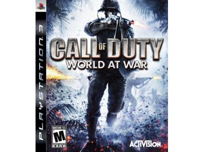 Call of Duty World at War - PS3 Game gaming   παιχνίδια ανά κονσόλα   ps3