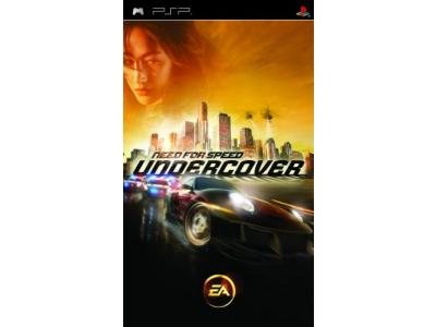 Need for Speed Undercover - PSP Game