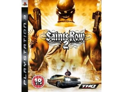 PS3 Used Game: Saints Row 2 gaming   used games   ps3 used