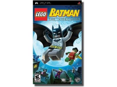 PSP Used Game: LEGO Batman