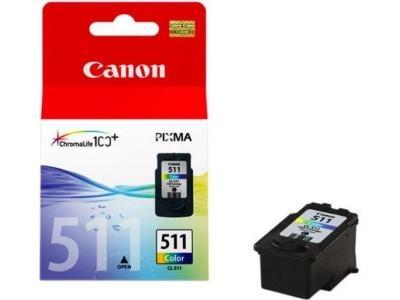 Μελάνι Έγχρωμο Canon CL-511 2972B001