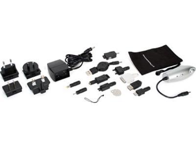 Universal Φορτιστής / Μετασχηματιστής ρεύματος Firebox PowerMonkey Classic gadgets   funky stuff   αξεσουάρ ταξιδίου