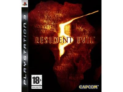 PS3 Used Game: Resident Evil 5 gaming   used games   ps3 used
