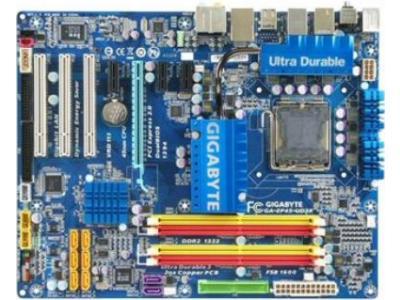 Μητρική κάρτα Gigabyte GA-EP45-UD3R / LGA775 Socket / iP45 /  Motherboard