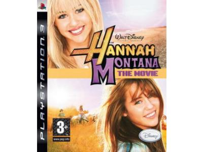 Hannah Montana: The Movie - PS3 Game
