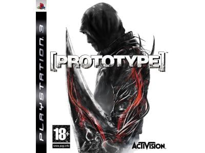 PS3 Used Game: Prototype gaming   used games   ps3 used