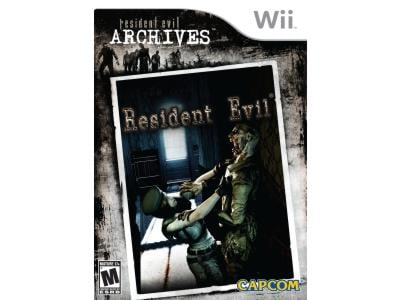 Resident Evil Archives - Wii Game